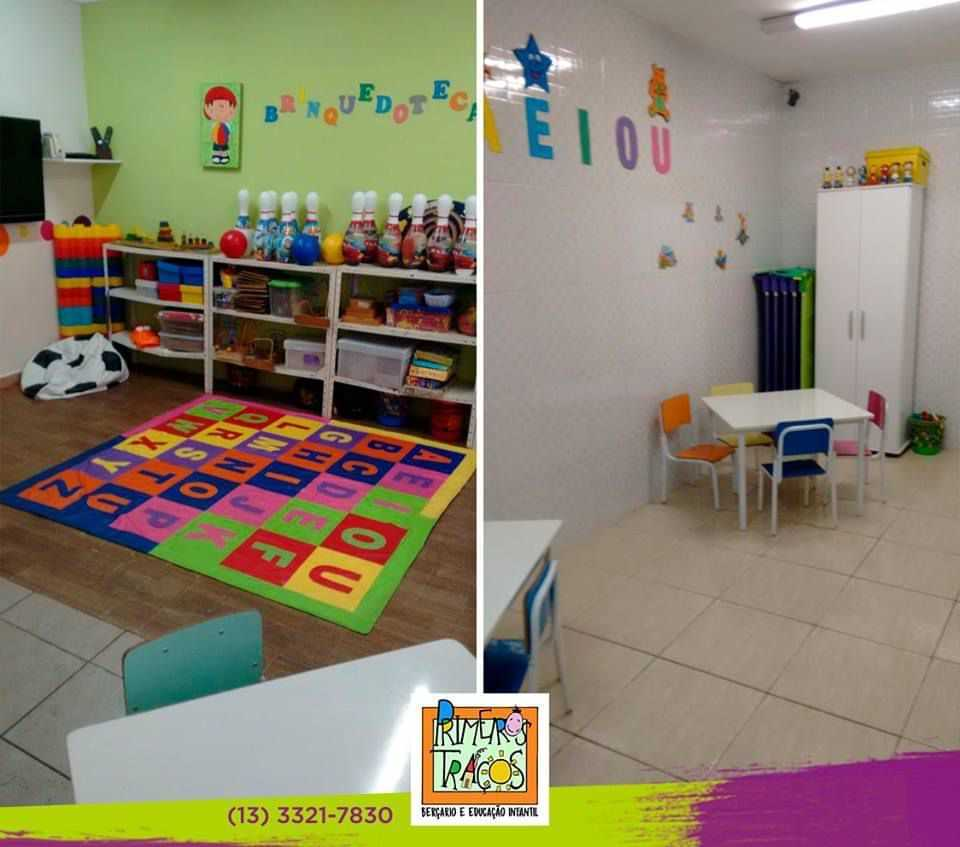 Primeiros Tracos Escola de Educacao Infantil - foto 1