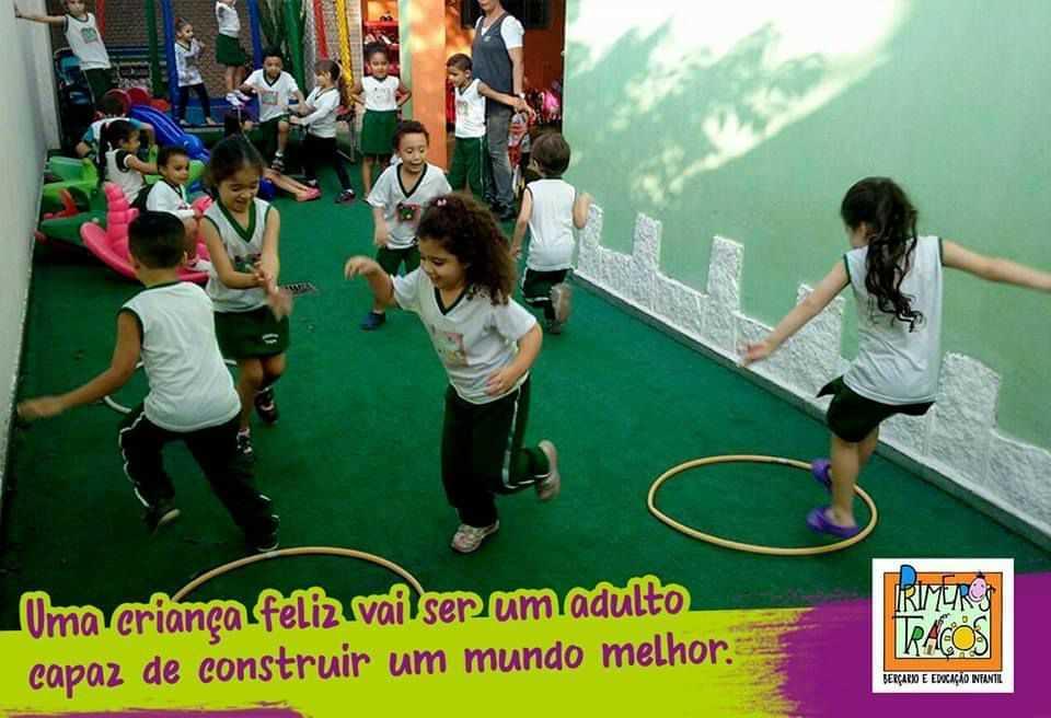 Primeiros Tracos Escola de Educacao Infantil - foto 3