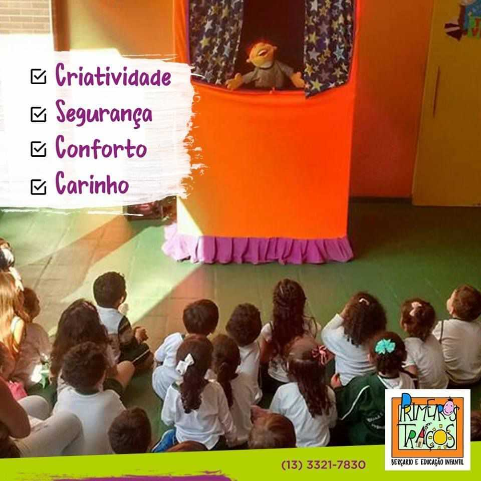 Primeiros Tracos Escola de Educacao Infantil - foto 4
