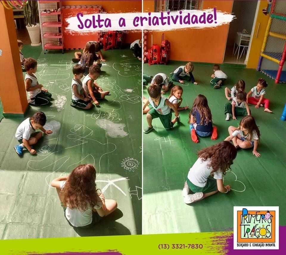 Primeiros Tracos Escola de Educacao Infantil - foto 5