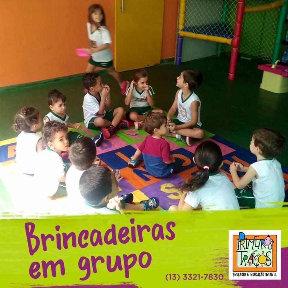 Primeiros Tracos Escola de Educacao Infantil - foto 7