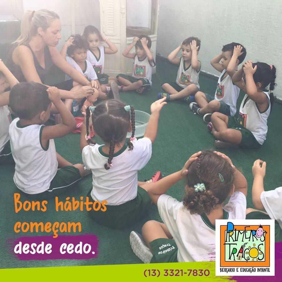Primeiros Tracos Escola de Educacao Infantil - foto 8