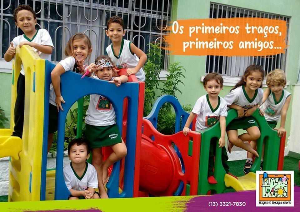 Primeiros Tracos Escola de Educacao Infantil - foto 6