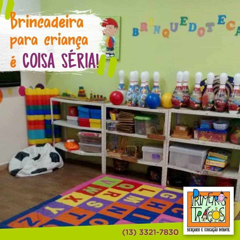 Primeiros Tracos Escola de Educacao Infantil - foto 9