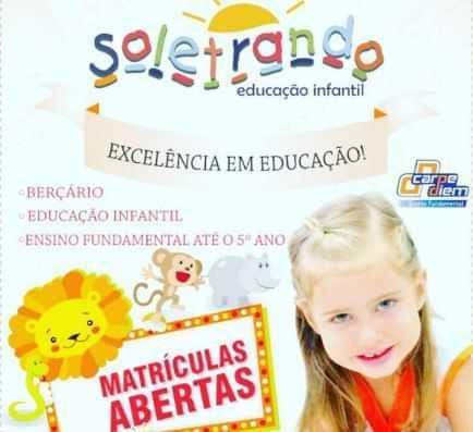 Soletrando Escola de Educacção Infantil e Ensino Fundamental Carpe Diem