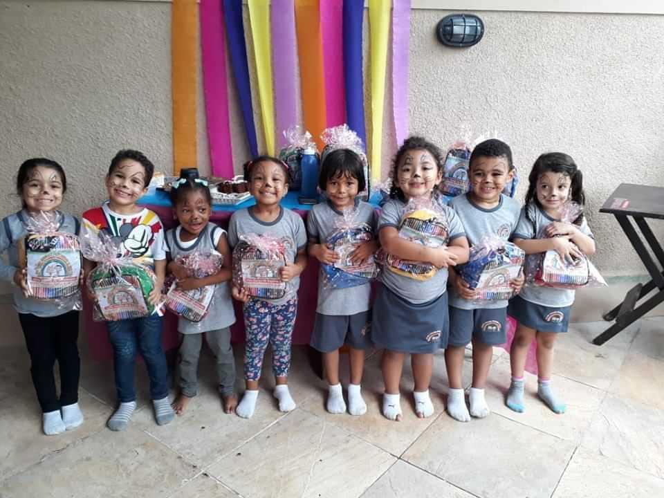 Jardim Escola Pintando O Sete - foto 13