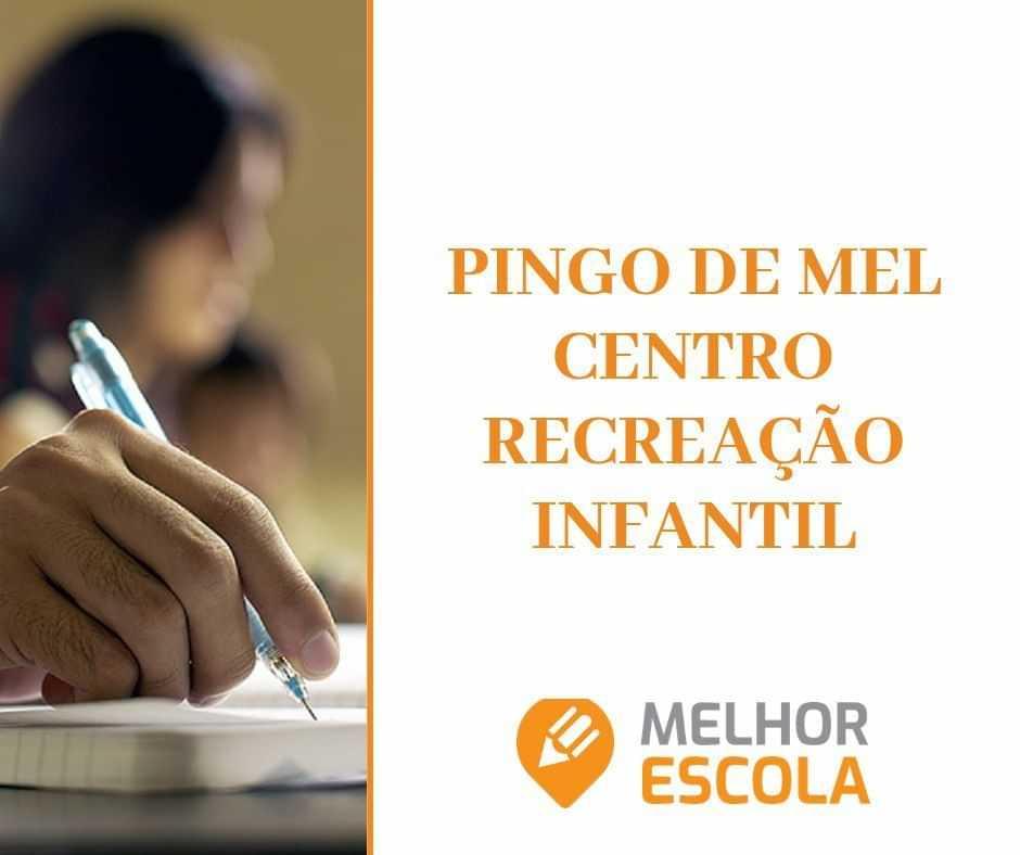Pingo De Mel Centro Recreacao Infantil