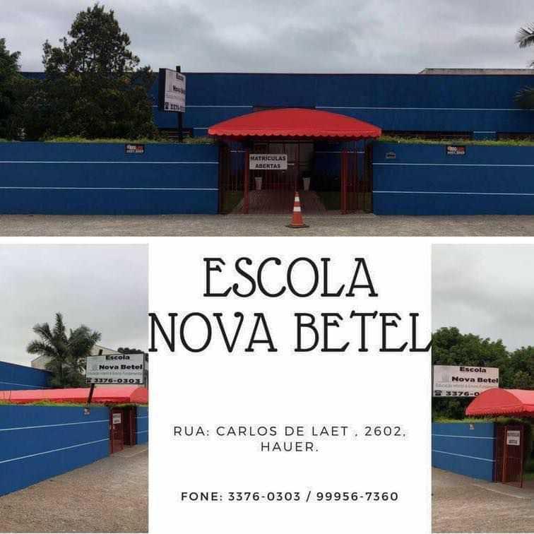 Escola Nova Bétel Educação Infantil e Ensino Fundamental