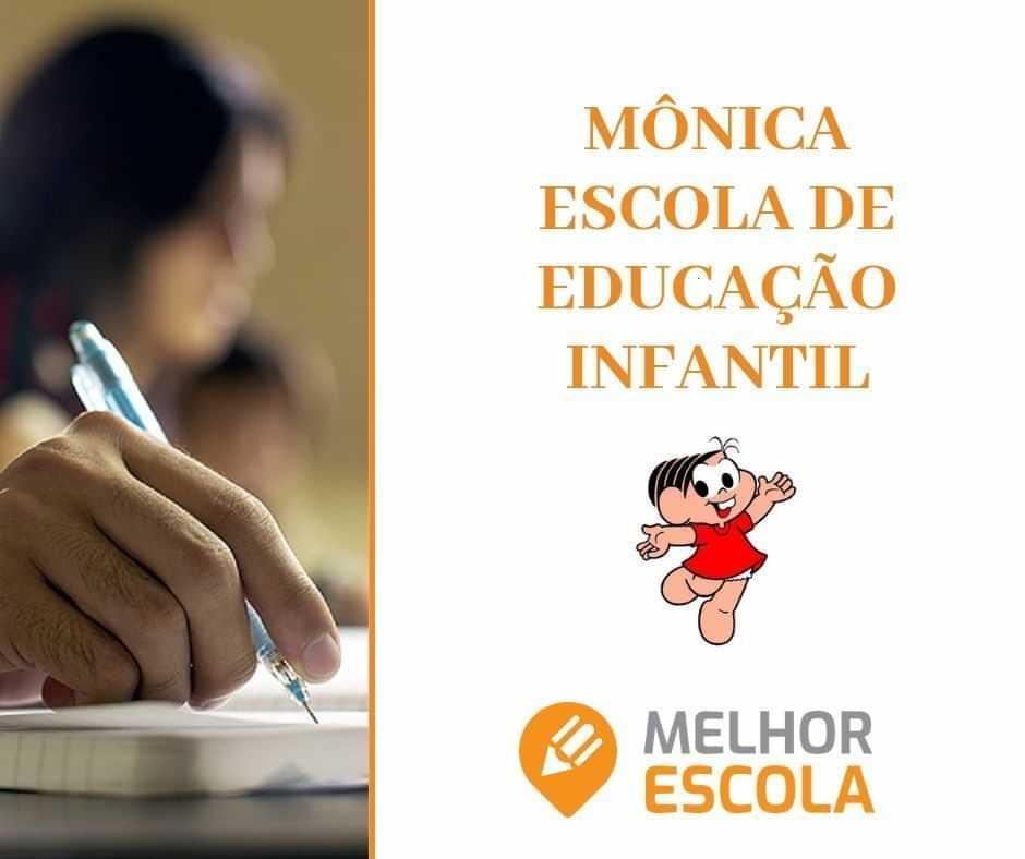 Mônica Escola De Educação Infantil