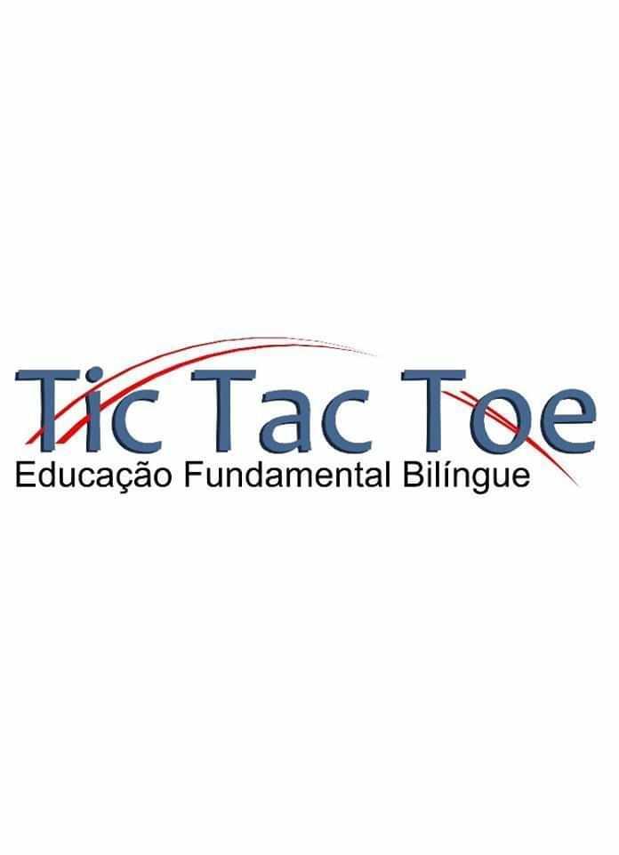 Tic Tac Toe Educação Fundamental Bilíngue