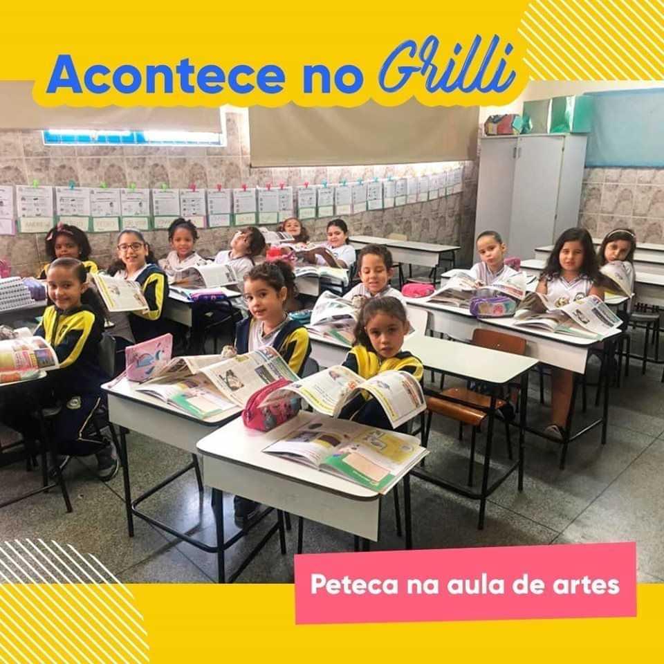 Colégio Grilli Magalhães - foto 13