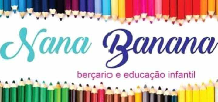 Nana Banana Berçário E Educação Infantil
