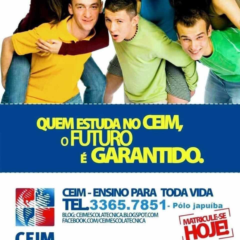CENTRO EDUCACIONAL INACIO MEDEIROS