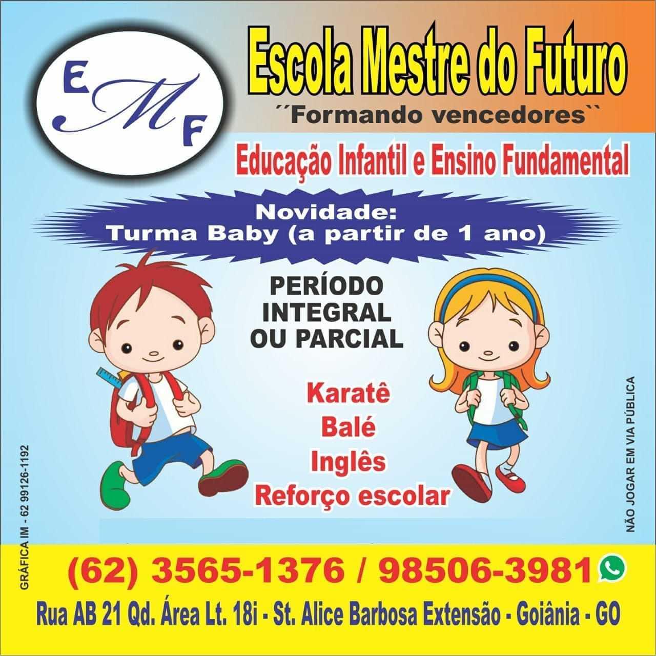 Escola Mestre do Futuro