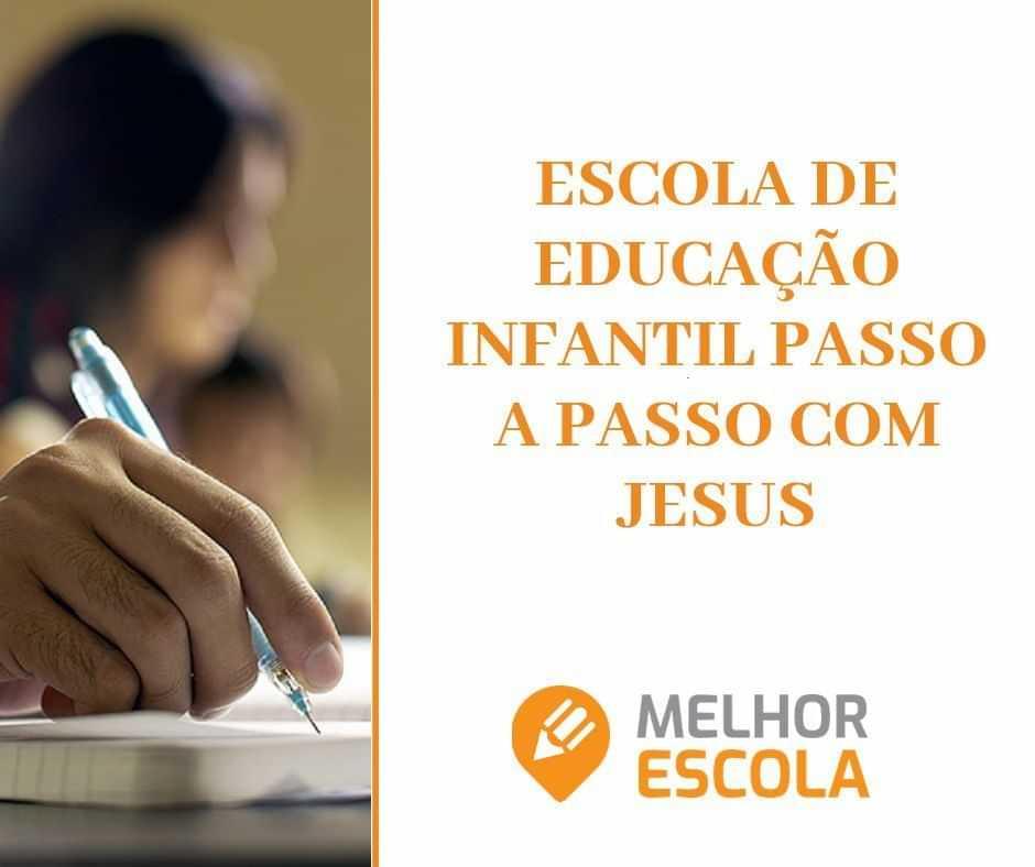 Escola de Educação Infantil Passo a Passo com Jesus
