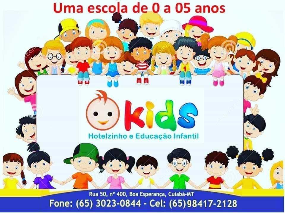 KIDS Hotelzinho e Educação Infantil