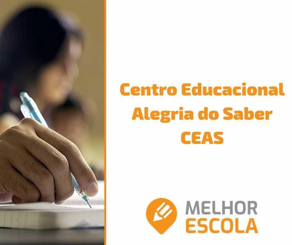 Centro Educacional Alegria do Saber CEAS