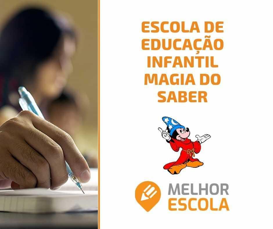Escola De Educação Infantil Magia Do Saber