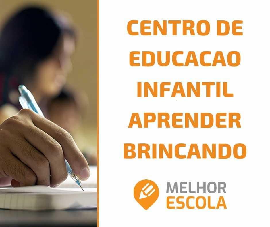 CENTRO DE EDUCACAO INFANTIL APRENDER BRINCANDO
