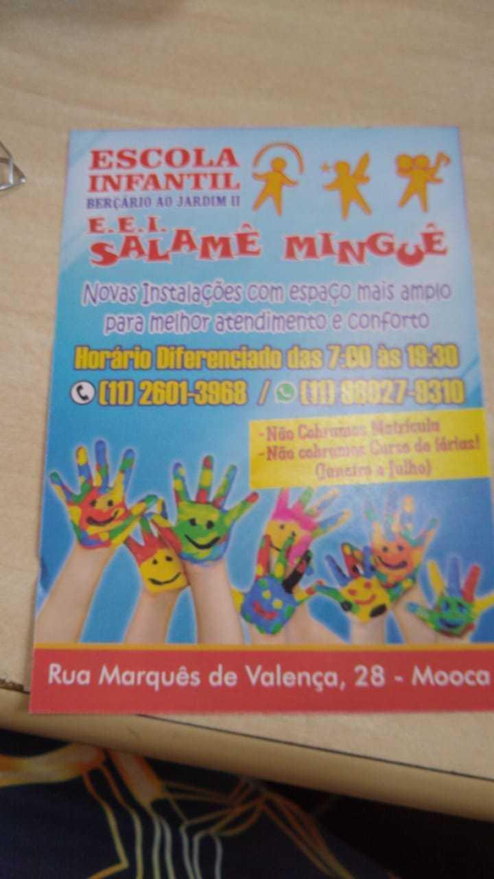 Escola de Educação Infantil Salamê Minguê - foto 11