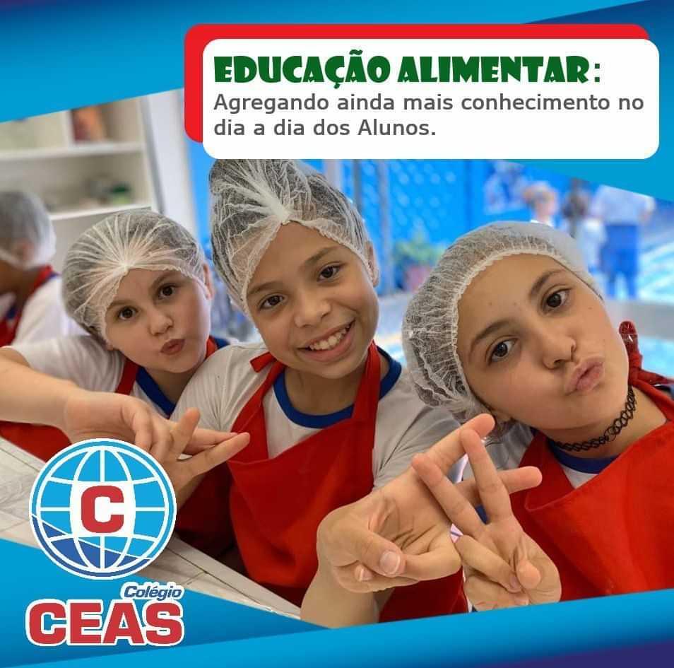 Colégio CEAS – Centro Educacional Alegria do Saber - foto 2