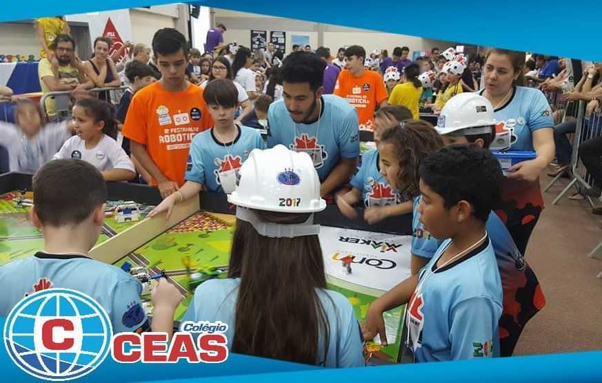 Colégio CEAS – Centro Educacional Alegria do Saber - foto 5