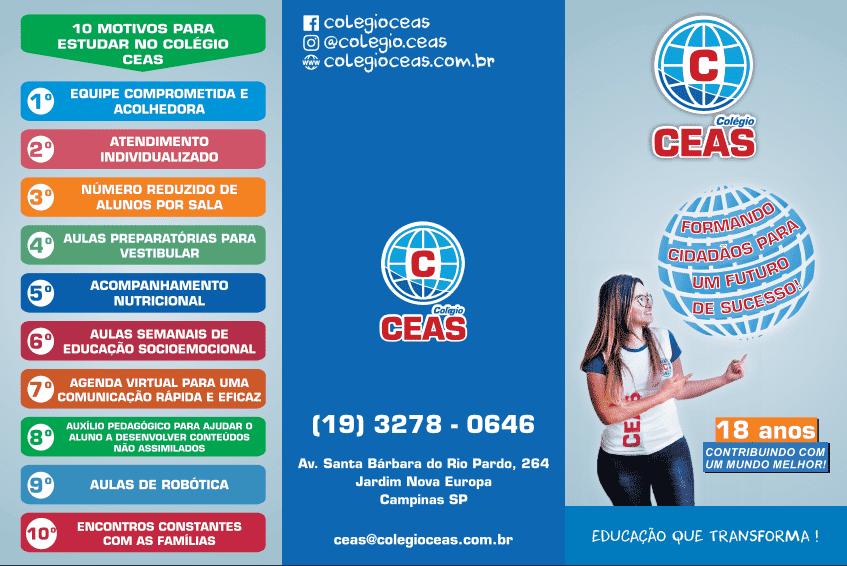 Colégio CEAS – Centro Educacional Alegria do Saber - foto 6