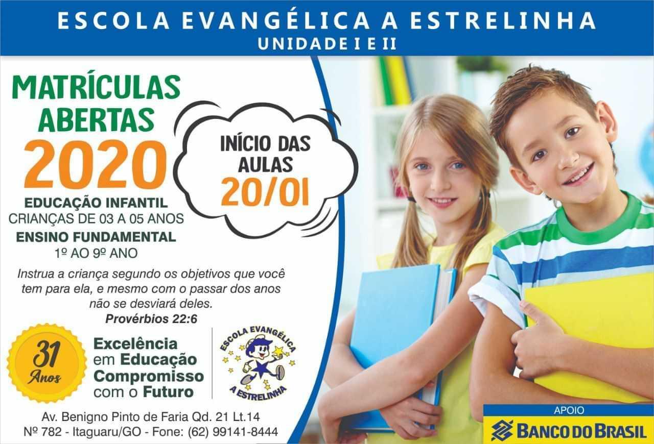 Escola Evangélica A Estrelinha – Unidade II - foto 2