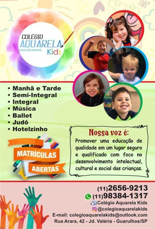 Colégio Aquarela Kids - foto 2