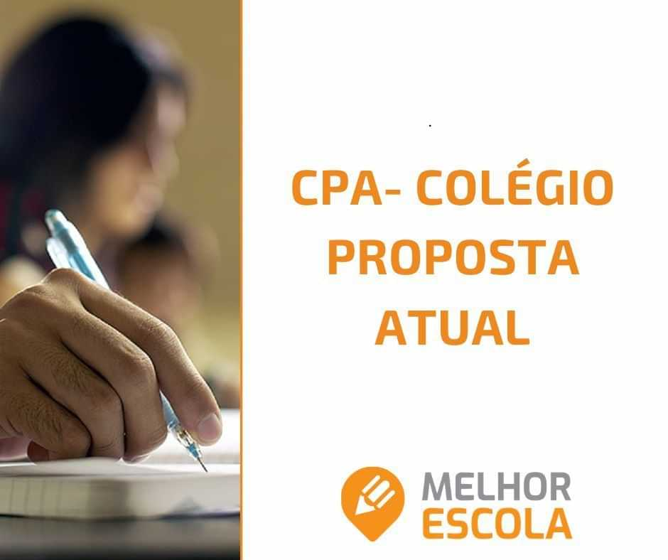 CPA - Colégio Proposta Atual