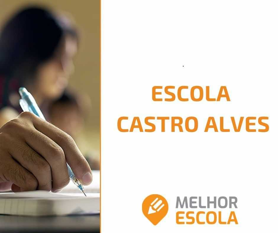 Escola Castro Alves De Livramento