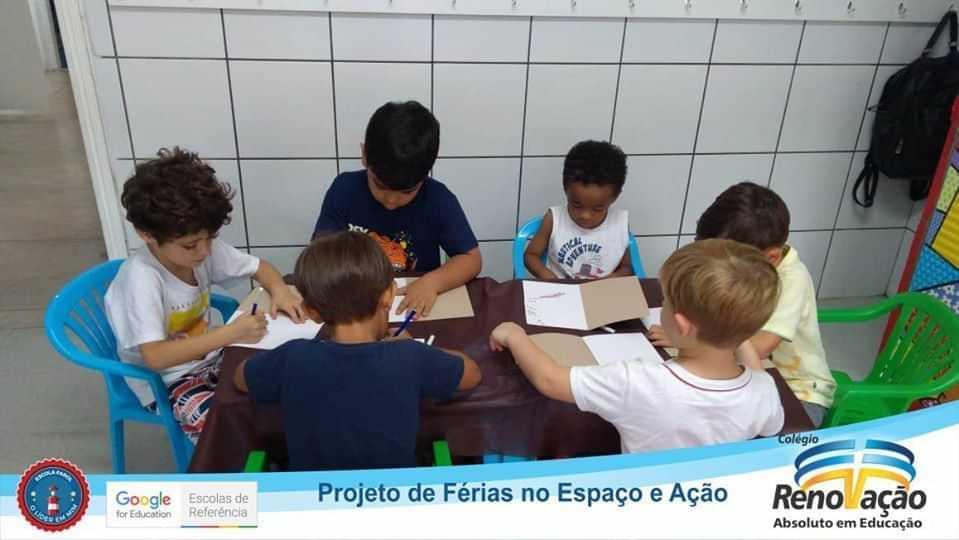 COLÉGIO RENOVAÇÃO – INFANTIL - foto 3