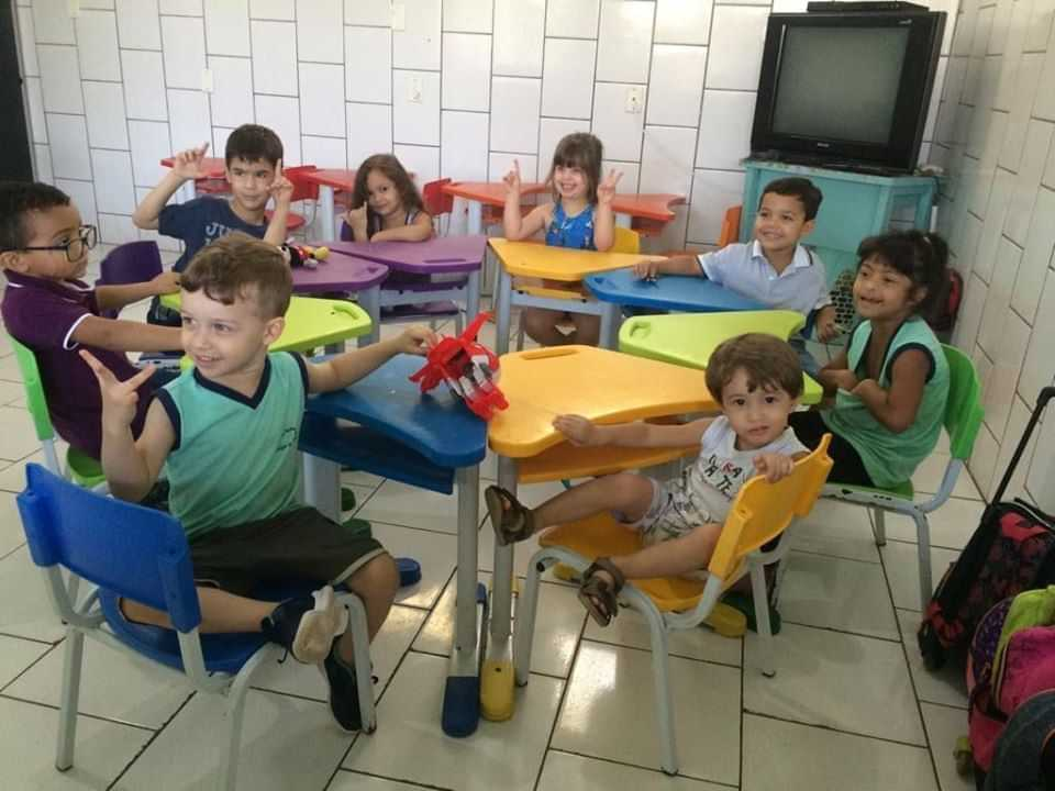 CENTRO PEDAGÓGICO PRINCIPIO DA SABEDORIA - foto 1