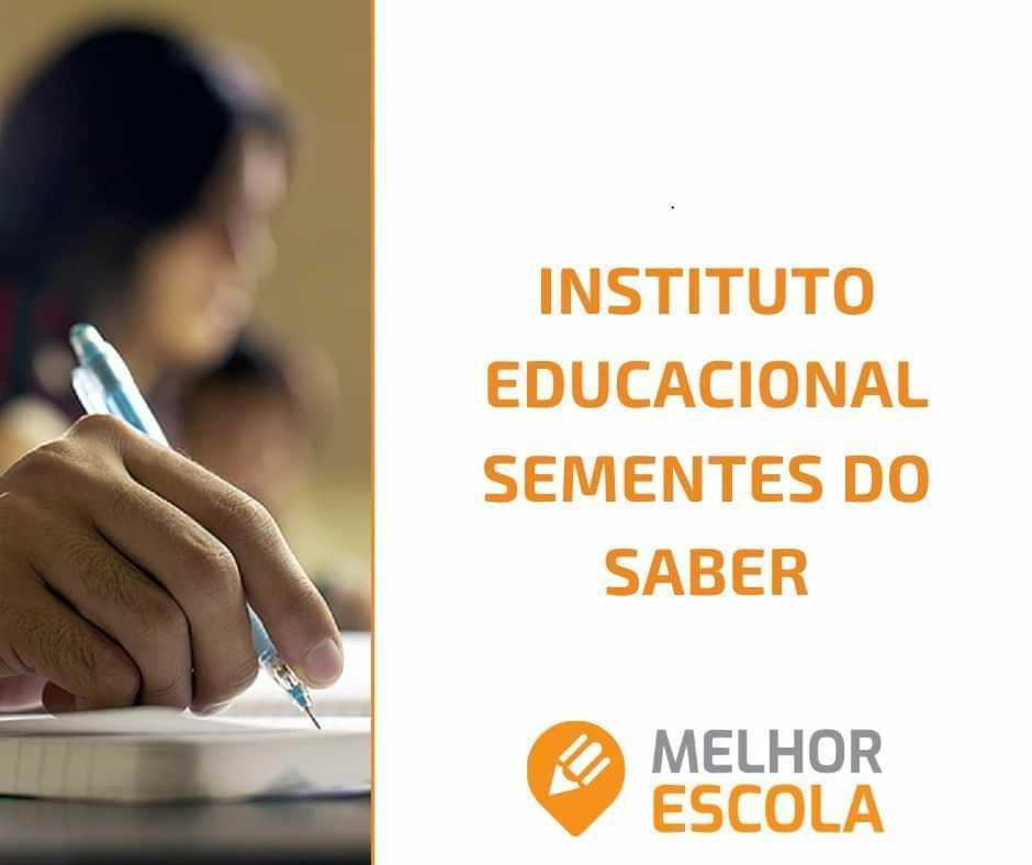 Instituto Educacional Sementes Do Saber