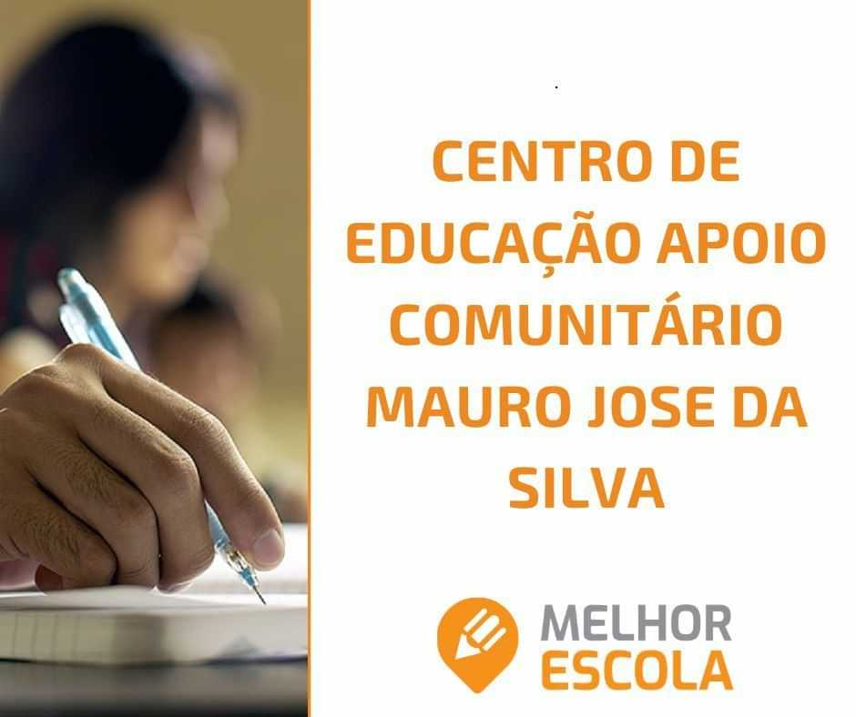 Centro de Educação Apoio Comunitario Mauro Jose da Silva