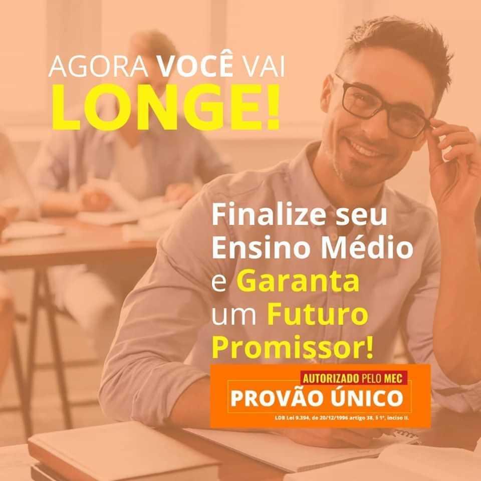 Supletivo Rapido - Qualifica Mais Brasil - foto 1