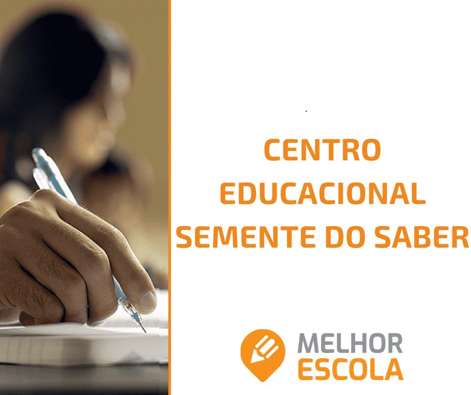 Centro Educacional Semente do Saber
