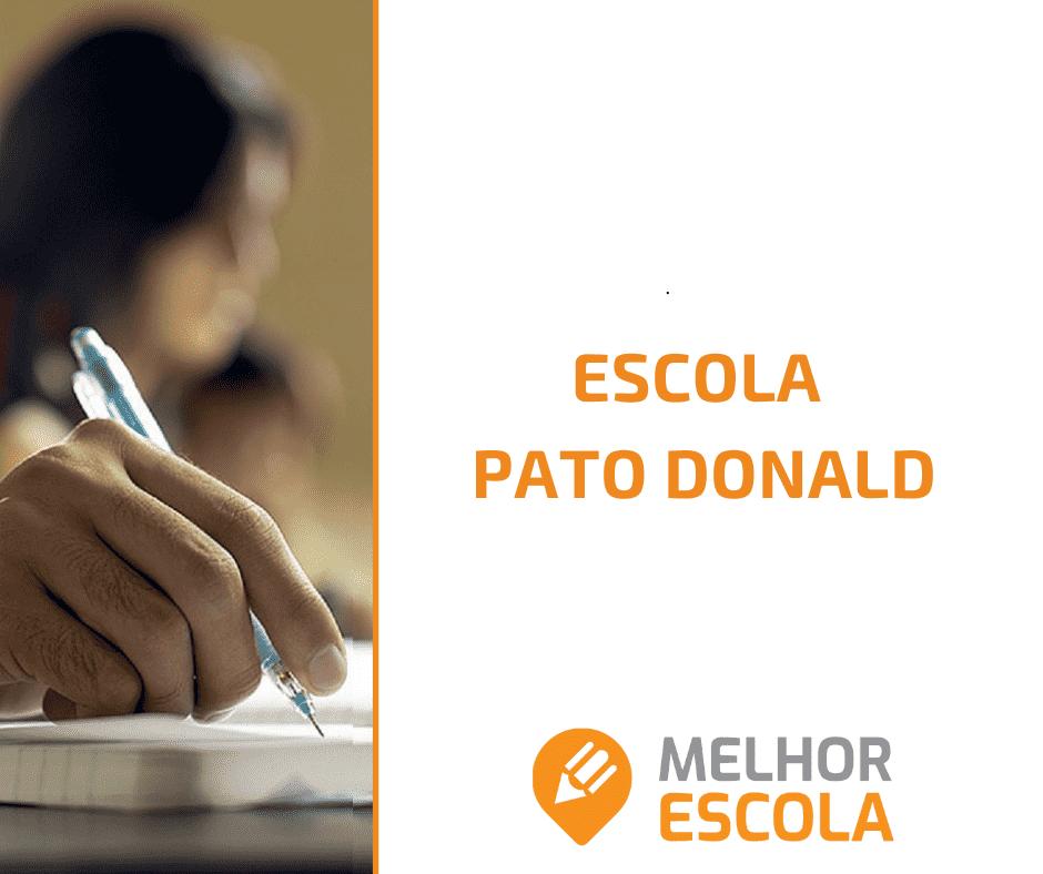 Escola Pato Donald