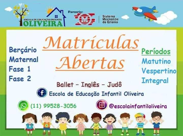Escola de Educação Infantil Oliveira - foto 15