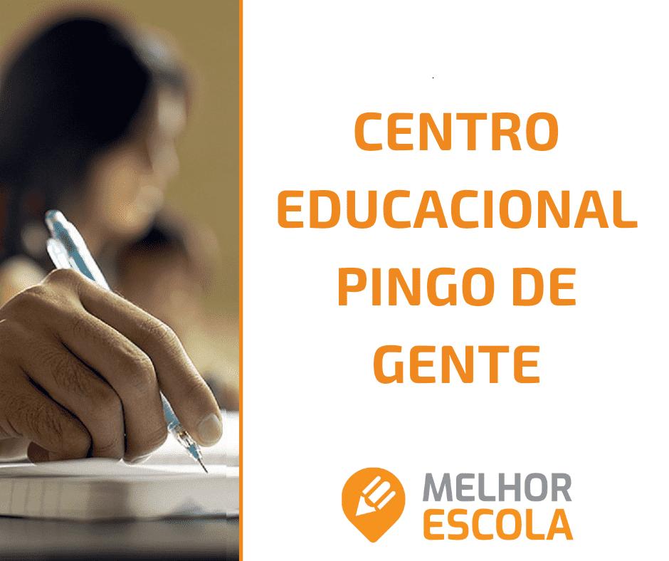 Centro Educacional Pingo de Gente (Itapuã)