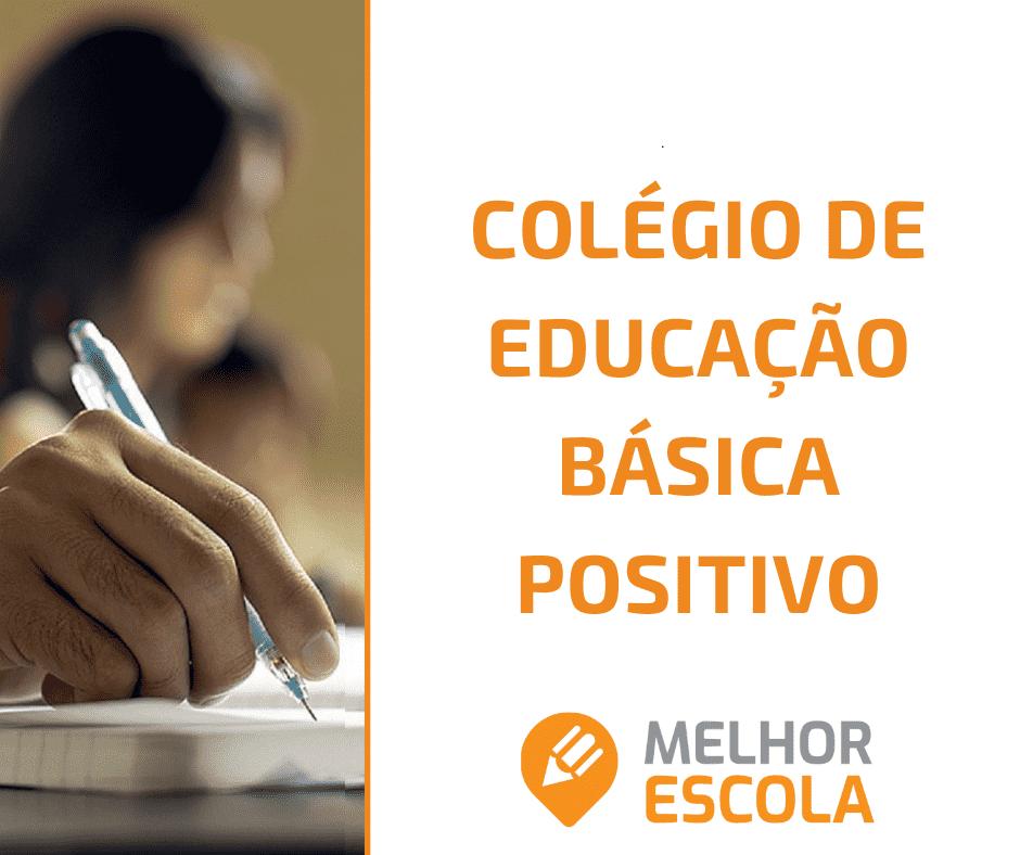 Colégio de Educação Básica Positivo