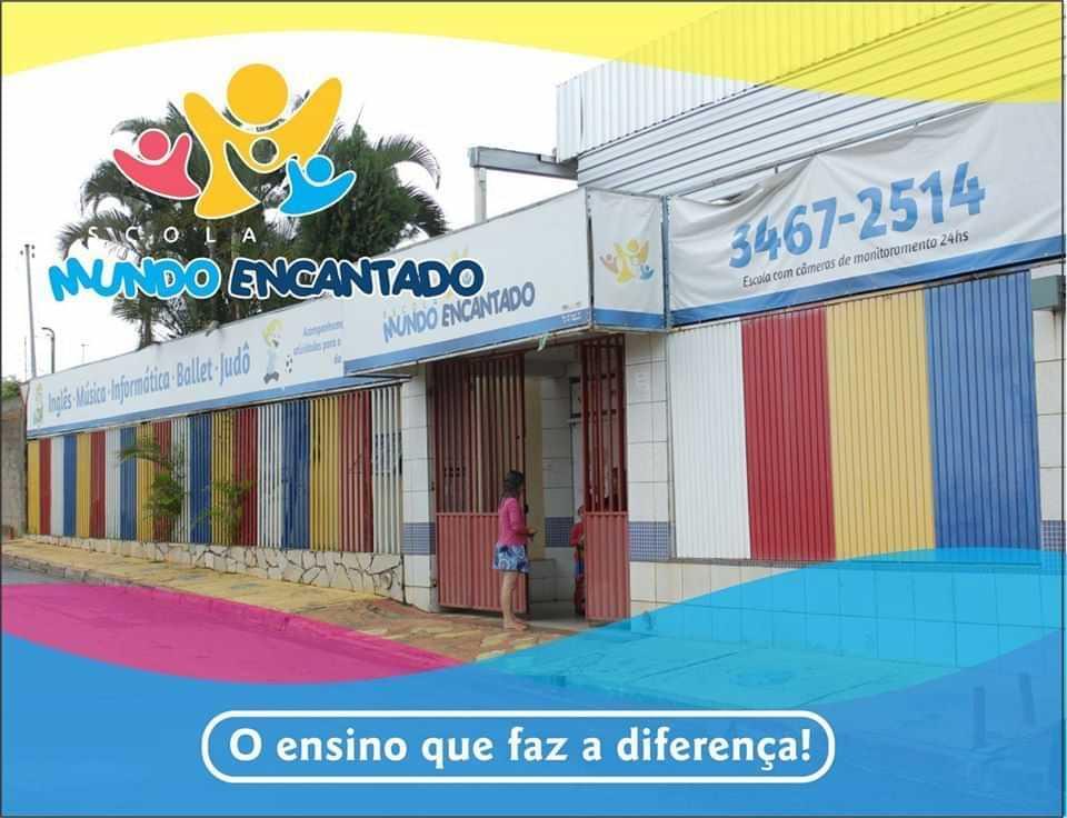 Escola Mundo Encantado - foto 1