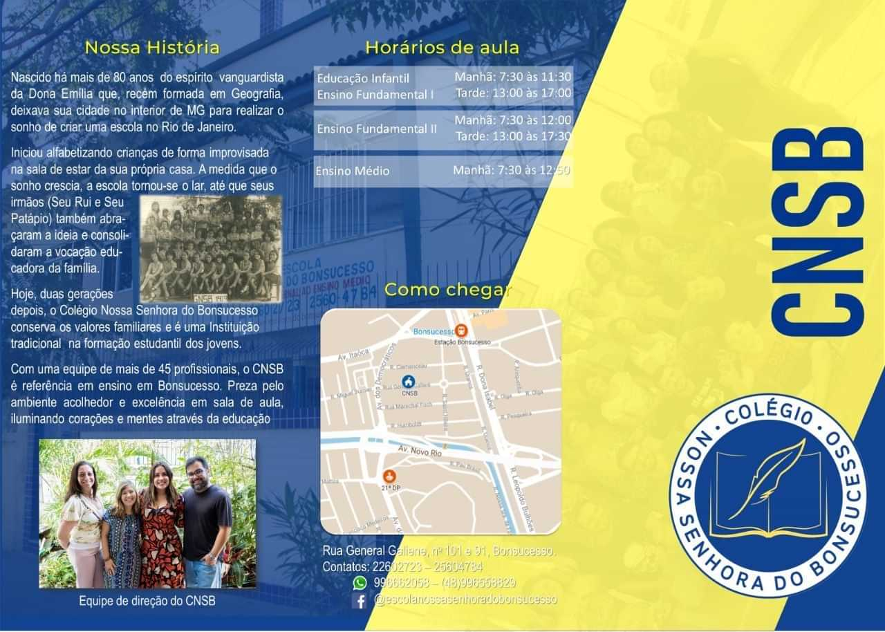 Colégio Nossa Senhora do Bonsucesso - foto 2