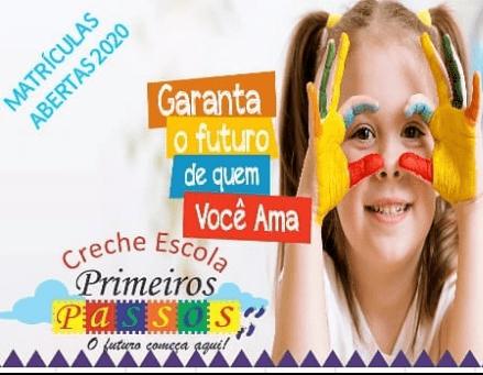 Creche Escola Primeiros Passos – Turu