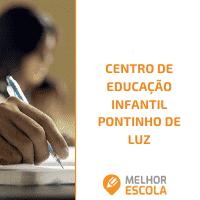 Centro de Educação Infantil Pontinho de Luz