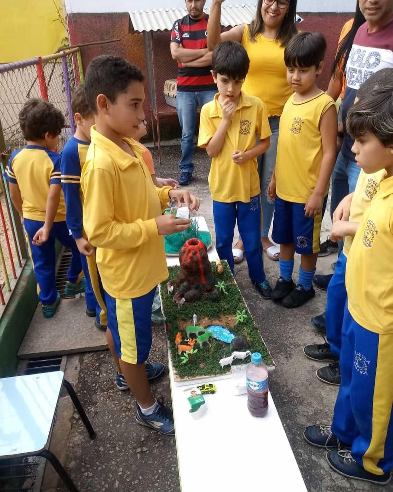 Escola Uirandê - foto 1