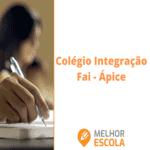 Colégio Integração Fai - Ápice