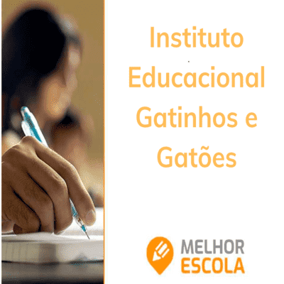 Instituto Educacional Gatinhos E Gatões