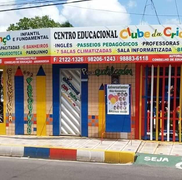 Centro Educacional Clube Da Crianca
