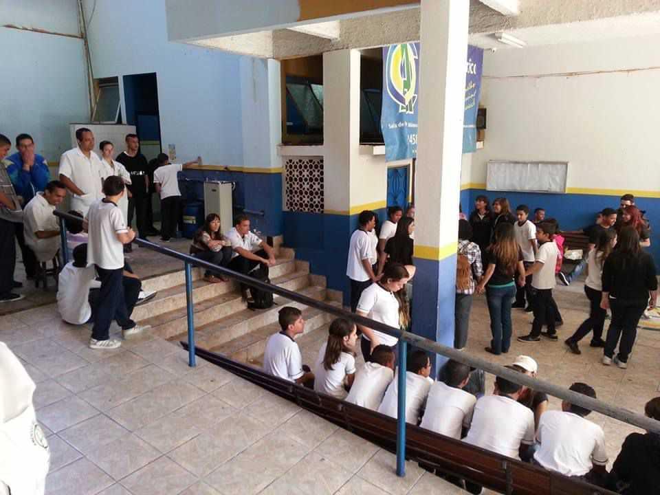Colégio Américo de Oliveira - foto 12